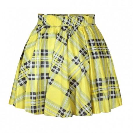Желтая юбка с доставкой