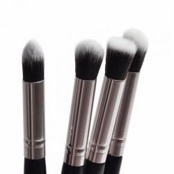 Кисти для макияжа черные 4 шт