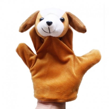 Игрушка-перчатка Собачка