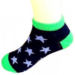 Носки детские со звездочками