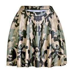 Камуфляжная юбка