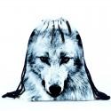 Сумка для сменки Волк