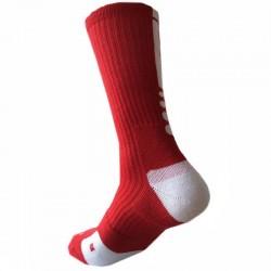 Носки Elite Basketball красные