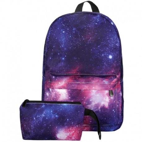 Рюкзак Космос с кошельком