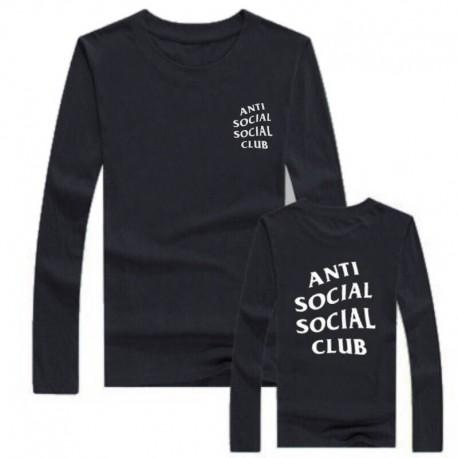 ASSC футболка с длинным рукавом