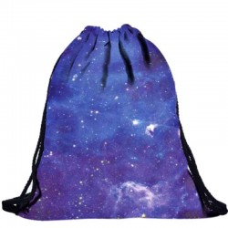 Мешок для обуви Космос