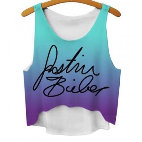 Майка Justin Bieber