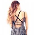 Платье с ромашками Brandy Melville