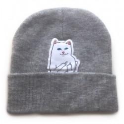 Шапка Кот с факом
