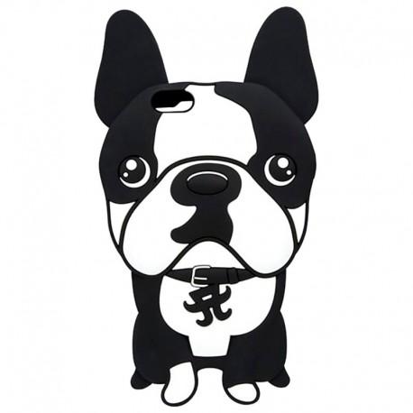 Чехол с собакой для iPhone