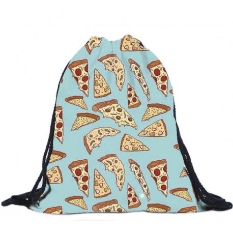 Мешок для обуви Пицца