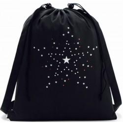 Мешок-рюкзак для обуви на лямках