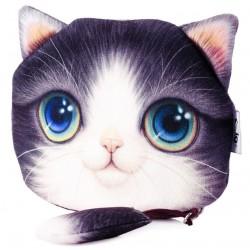 Кошелек в виде Кота