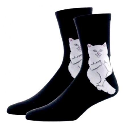 Носки Кот с факами