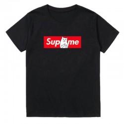 Supreme x Ripndip футболка