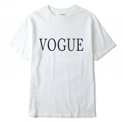 Футболка Vogue белая