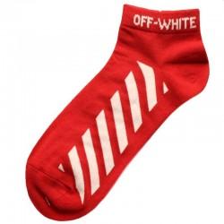 Носки Off-White красные