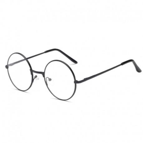 Круглые очки прозрачные