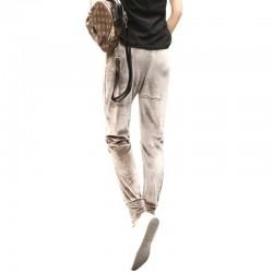 Велюровые брюки женские