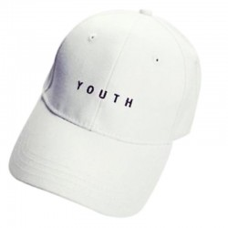Кепка Youth белая