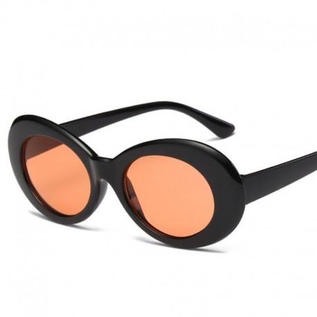 Очки Кобейна с красными стеклами