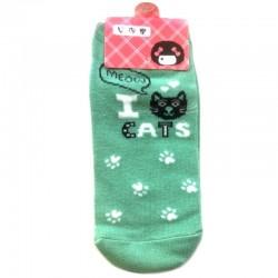 Носки с котиком