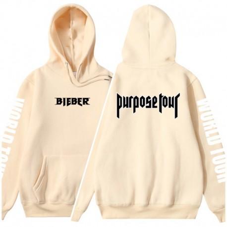 Толстовка Purpose Tour Justin Bieber
