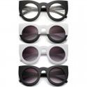 Имиджевые очки кошачий глаз