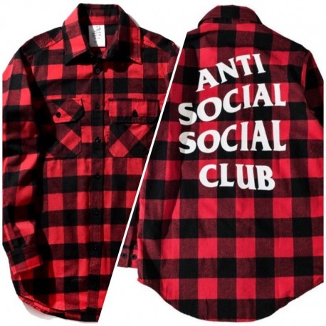 Рубашка ASSC