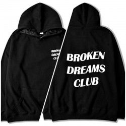 Толстовка Broken Dreams Club