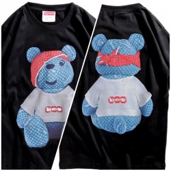 Футболка Supreme x Louis Vuitton Teddy Bear