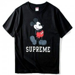 Футболка Supreme Mickey Mouse