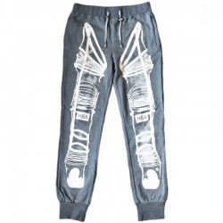 HBA Hood By Air Astronaut in White спортивные брюки
