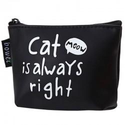 Кошелек Кошка всегда права