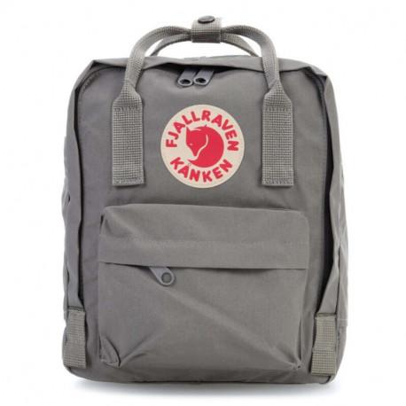 Серый рюкзак Kanken Mini