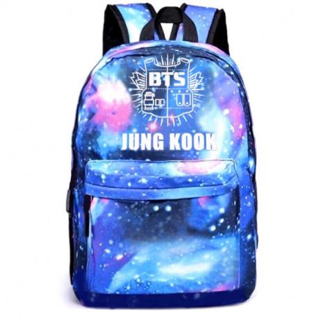 BTS рюкзак Космос