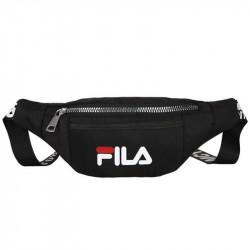 Черная поясная сумка Fila