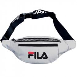Серая поясная сумка Fila
