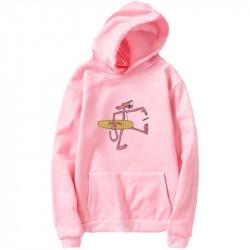 Розовая толстовка Thrasher Pink Panther