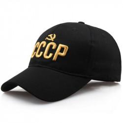 Черная кепка СССР