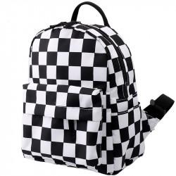 Шахматный рюкзак маленького размера