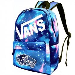Рюкзак Vans космос голубой